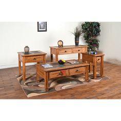 Sedona slate tables