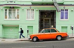 Orange BMW, Mint House by Brandon Doran on 500px