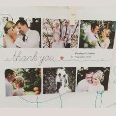 #thankyounotes #wedding