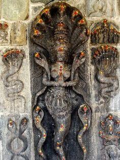 Naga - Snake Goddess