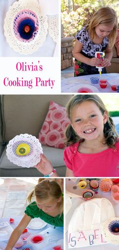 Lasagna Rollups: Kids Cooking Party