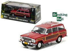 Up to 45% Off + FREE Shipping. View Available Deals and Coupons for Skyler Whites Jeep Wagoneer Breaking Bad 2008-2013 TV Series 1/43 Diecast Model Car by Greenlight.