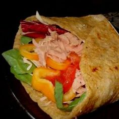 Diétás és finom! Chili, Tacos, Mexican, Ethnic Recipes, Food, Diets, Red Peppers, Chile, Essen