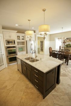 The Wasatch Floor Plan – Signature Collection | Pepperdign Homes, island fabric shaded light