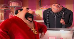 Despicable Me 2 Movie Clips and Images. New clips and images from Despicable Me featuring the voices of Steve Carell, Kristen Wiig & Benjamin Bratt Happy Minions, Despicable Me 2 Minions, Happy Birthday Minions, Despicable Me 2 Lucy, El Macho Despicable Me, Steve Carell, Mr Gru, Benjamin Bratt, Minions Funny Images