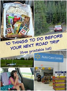 Be sure the car & the family are ready for your next road trip with these tips