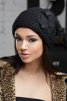 Bonnet Crochet, Crochet Cap, Knitted Headband, Knitted Hats, Cap Girl, Crochet Elephant, Cloche Hat, Scarf Hat, Knitting Accessories
