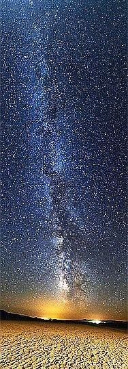 Lift up your eyes on high and see who has created these stars, the One who leads forth their host by number, He calls them all by name; because of the greatness of His might and the strength of His power, not one of them is missing. - Isaiah 40:26