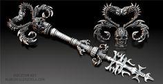 Skeleton Key by Marco Valenzuela