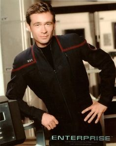 Connor trinneer - Trip Tucker
