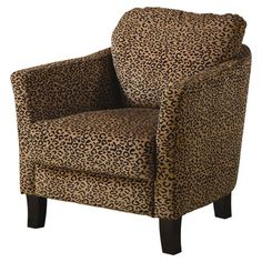 a girl can never have too many leopard prints...she can, but this looks pretty cozy and a great price point.