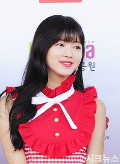 오마이걸 유아, '빠져드는 미소'