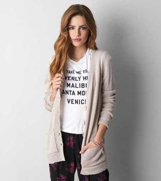 Don't Ask Why Pocket Cardigan - Buy One Get One 50% Off