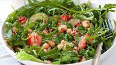 Σαλάτα με αβοκάντο και ρεβύθια | Σαλάτες | Συνταγές | click@Life