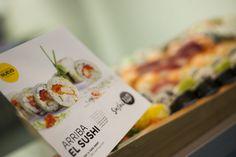 Carta y catering SushiuUP