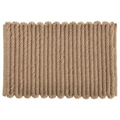 Carpet Option #3 9.99 LISEL Door mat   pros: classic look, price cons: comfy to stand on?, on the small side  possibilities: bathroom