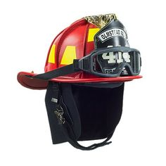 The Phenix Traditional Leather Helmet. A perfect fit for the firefighter who wants the unmatched vintage look and surprising performance of real leather. Made even better with today's most advanced Fire Helmet technology. These exceptional helmets may be the most protection money can buy!