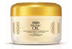 L'Oréal Professionnel Mythic Oil Mascara: hidratação profunda para os cabelos em apenas cinco minutos!
