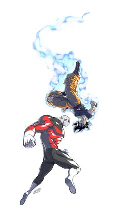 New art of Dragon Ball Super, Jiren facing Goku UI! I had a hell of a time for the posings, but at least I like the result Also practicing this style for futur Dragon Ball art ^^ Enjoy! Dragon ball super and the last episode Dragon Ball Gt, Goku Vs Jiren, Dbz Vegeta, Manga Anime, Anime Art, Goku Manga, Manga Girl, Anime Girls, Super Anime