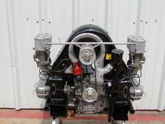 Kuzu356 replica shroud for Type-1 VW motor