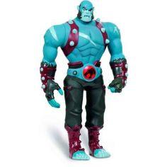 Boneco Bandeirante Thundercats - Panthro, diversão garantida com os personagens favoritos!