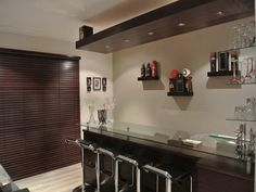 modern style home bar designs and layouts