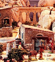 Le Pont du Gard Mets, South Of France, Villas, Nativity, Photos, Miniatures, Projects, Christmas, Daycares