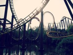 Goudurix in Parc Asterix, what a ride it was! Video in the link