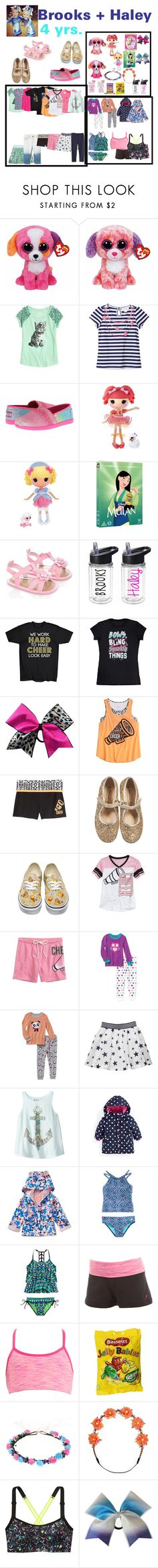"""Brooks and Haley(4)"" by laylaitaly ❤ liked on Polyvore featuring Skechers, Lalaloopsy, Hello Kitty, Manuela de Juan, Billabong, Joules, Carole and Victoria's Secret"