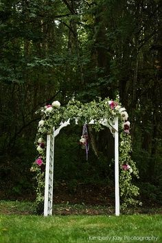 enchanted arbor to take pictures under