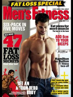 Men's Fitness UK is for men who want to get more out of their lives and celebrates an upbeat, optimistic, pro-active lifestyle. Men's Fitness recognizes that mental and emotional fitness is vital to balanced living and aims to offer active and aspirational men - entertainment, information and inspiration. Providing expert workout plans and nutritional advice Men's Fitness is the one stop shop for anybody looking to lead a healthy balanced lifestyle.