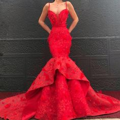 Prom Girl Dresses, Prom Outfits, Gala Dresses, Mermaid Dresses, Elegant Dresses, Pretty Dresses, Beautiful Dresses, Formal Dresses, Looks Chic