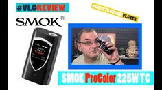 ProColor - SMOK 225W TC - Vapelikegeek Greek Review ProColor - SMOK 225W TC - Vapelikegeek Greek Review Περισσοτερες πληροφοριες εδω http://ift.tt/2ym8vwj SMOK ProColor 225W TC Box Mod Features: Dimensions: 85mm by 46mm by 29.5mm Dual High-Amp 18650 Batteries - Not Included Wattage Output Range: 6-225W Voltage Output Range: 0.5-9V Min Atomizer Resistance: 0.06ohm Temperature Range: 200-600F Supports Ni200 Nickel Titanium and Stainless Steel Heating Elements Memory Mode Setting 12-Colorful…