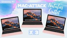 Natalies Outlet - Win One of Three Apple MacBooks - sweepstakesden.co...