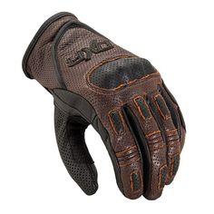 Handschuhe DXR TTR PUNCHER BRAUN