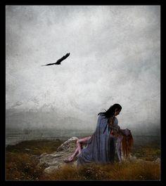 Silmarillion: Back to Mithrim by LadyElleth.deviantart.com on @DeviantArt