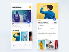 Shop app designed by Mateusz Jurkiewicz for Miquido. Connect with them on Dribbble; the global community for designers and creative professionals. Android App Design, Ios App Design, Dashboard Design, Ux Design, Form Design Web, Icon Design, Site Web Design, Ui Design Mobile, Mobile Application Design