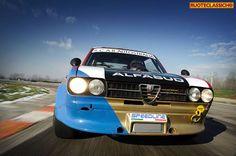 Alfasud Trofeo Alfa Romeo Logo, Alfa Romeo Cars, Classic Sports Cars, Classic Cars, Super Sport, Super Cars, Alfa Gta, Touring, Gt V