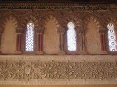 Sinagoga del Tránsito interior , Toledo (Spain)