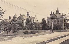 Milwaukee County Chronic-Insane Asylum