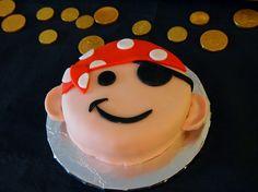 Pirate Birthday - Baby pirate