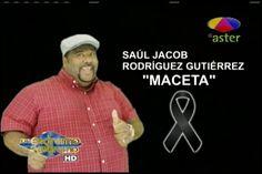 """Miguel Céspedes lamenta la muerte del comediante """"Maceta"""""""