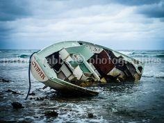 Shipwrecked  Fine Art Photography Nautical by PatrickRabbatPhotos, $25.00