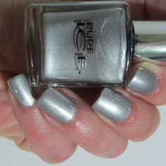 Pure Ice - Silver Mercedes