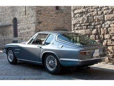 1965 Maserati Mistral 3.7 Coupé | I6, 3,694 cm³ | 245 bhp | Design: Pietro Frua