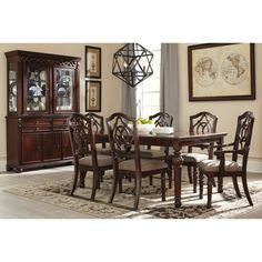 Leahlyn Formal Dining Room Group by Signature Design by Ashley