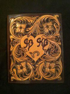 Will Boedeker Custom Leather   Portfolio & Bible Cover Gallery