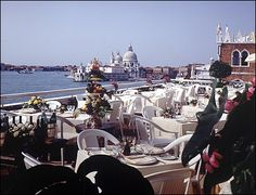 Hotel Danieli, Venice: What a great terrace for a leisurely breakfast overlooking one of the world's greatest views.