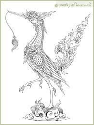 : Fun Learning traditional Thai Designs with JitdraThanee the Tutor Khmer Tattoo, Thai Tattoo, Amazing Drawings, Art Drawings, Sak Yant Tattoo, Thai Design, Thai Pattern, Thailand Art, Military Drawings