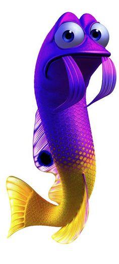 *GURGLE ~ Finding Nemo, 2003